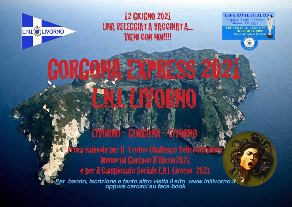 GORGONA EXPRESS 2021