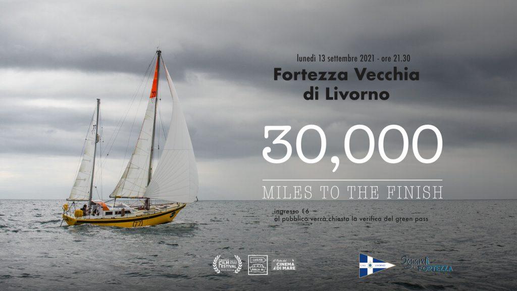 30.000 Miglia al Traguardo: un'avventura di Fancesco Cappellati